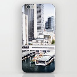 Circular Quay iPhone Skin