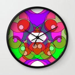Abstrakt 2 Wall Clock