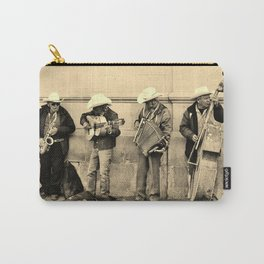 Los Musicos Carry-All Pouch