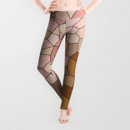 Skin Tone Mosaic Leggings