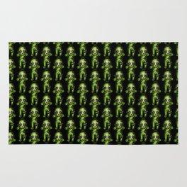 Zombie Kewpie Rug