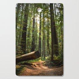 Humboltd Redwoods State Park Cutting Board