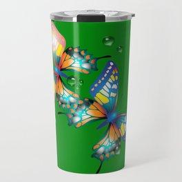 Schmetterlinge Travel Mug