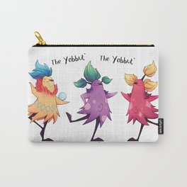 Dancing Yabbuts Carry-All Pouch