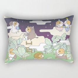 Bubu Horoscope Land Rectangular Pillow