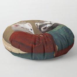 Skittle & Belette Floor Pillow