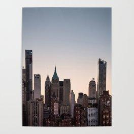 Skyscrapers Poster
