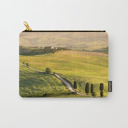 Gladiator road in Tuscany Carry-All Pouch