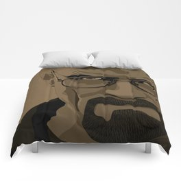 Breaking Bad Walter White (The Danger) Comforters
