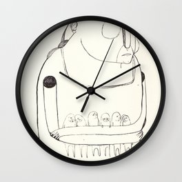 gentle giant Wall Clock