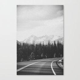 ON THE ROAD XXVI Canvas Print
