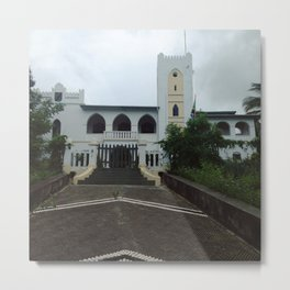 #275 The Old Boma Hotel Metal Print