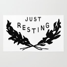 Just Resting Rug