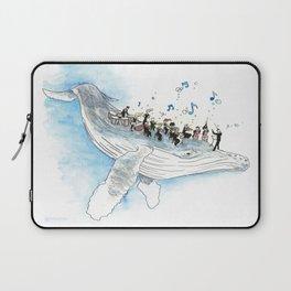 Underwater Symphony Laptop Sleeve