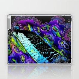 Piano in water Laptop & iPad Skin