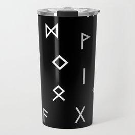Viking Runes 2 Travel Mug