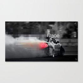 RaCe CaR>>> Canvas Print
