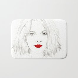 Drew Barrymore Bath Mat