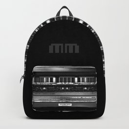 Sentimental Static Abstraction No. 685 Backpack