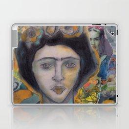 Frida's Collage Laptop & iPad Skin
