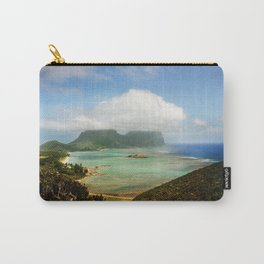 Lord Howe Island, Golden Lagoon Carry-All Pouch