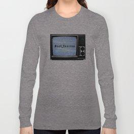 #not_famous Long Sleeve T-shirt
