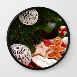 Christmas magic 6. Wall Clock