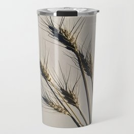 prairie wheat Travel Mug