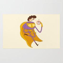 Man of Tea Rug