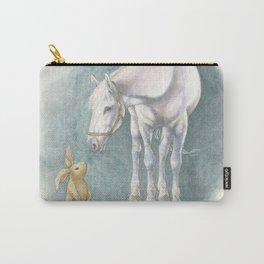 Velveteen Rabbit Carry-All Pouch