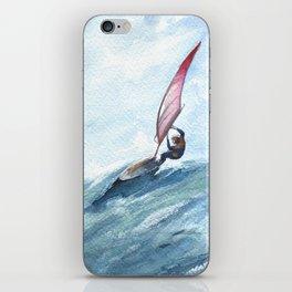 Ocean life iPhone Skin