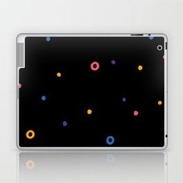 Multicolor dot Laptop & iPad Skin