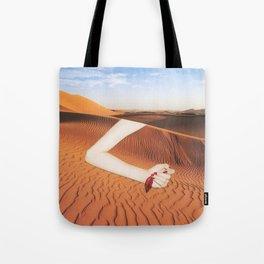 La Llamada del Desierto Tote Bag