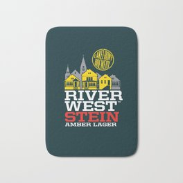 Riverwest Stein Bath Mat