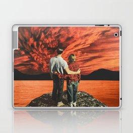 Hearts on fire Laptop & iPad Skin