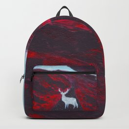 White Deer Backpack