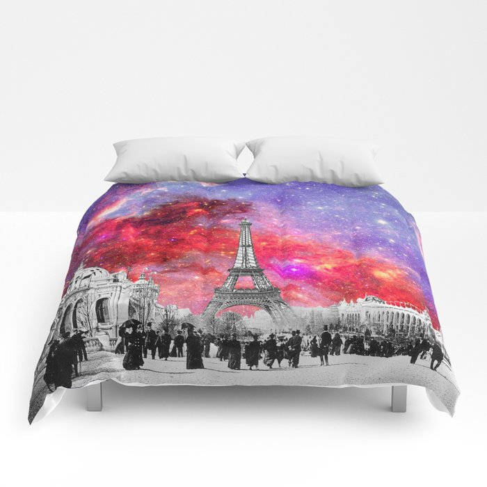 NEBULA VINTAGE PARIS Comforters