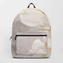 Petals Impasto Alabaster Backpack