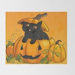 Halloween 2015 - Barnabas Throw Blanket