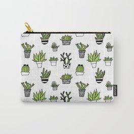 Catus patten Carry-All Pouch