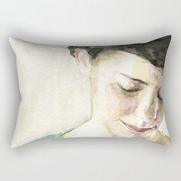 Amelie Poulain  Rectangular Pillow