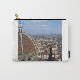 Firenze From Above Carry-All Pouch