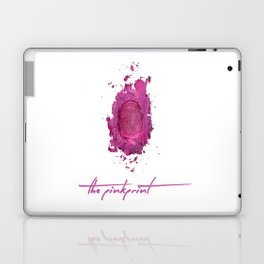 The Pinkprint Laptop & iPad Skin