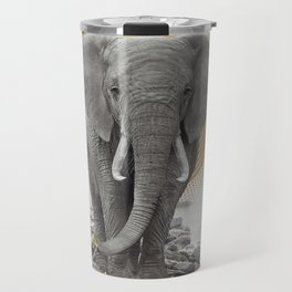 Strength & Courage Travel Mug