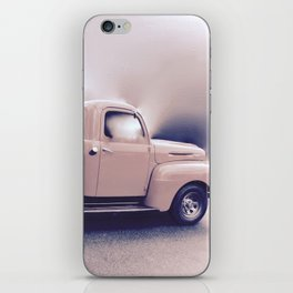 Classic Vintage Pickup iPhone Skin