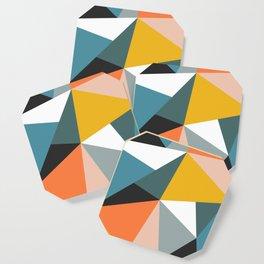 Modern Geometric 36 Coaster