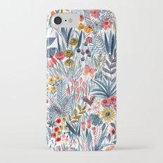 Flowers iPhone 7 Slim Case