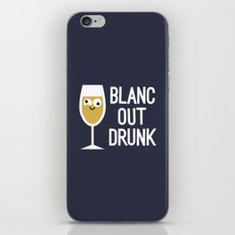 And The Next Thing Vino… iPhone Skin