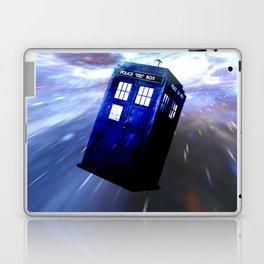 Tardis Doctor Who Laptop & iPad Skin