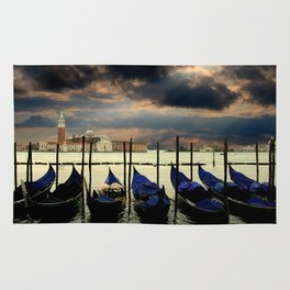 Venice Italy Rug